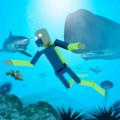 人類游樂場海底世界