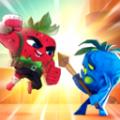 草莓人戰斗
